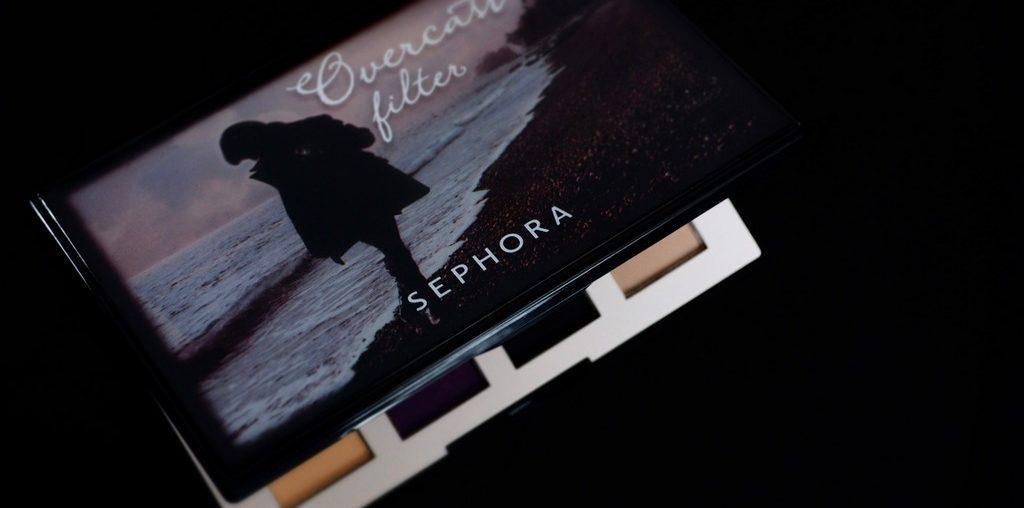 Sephora Filter Eye Paleta Overcast filter