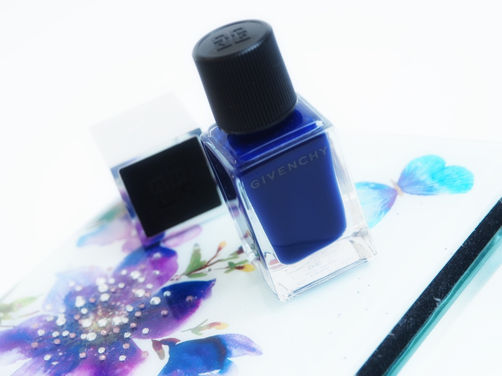 GIVENCHY Le Vernis N°30 Heroic Blue