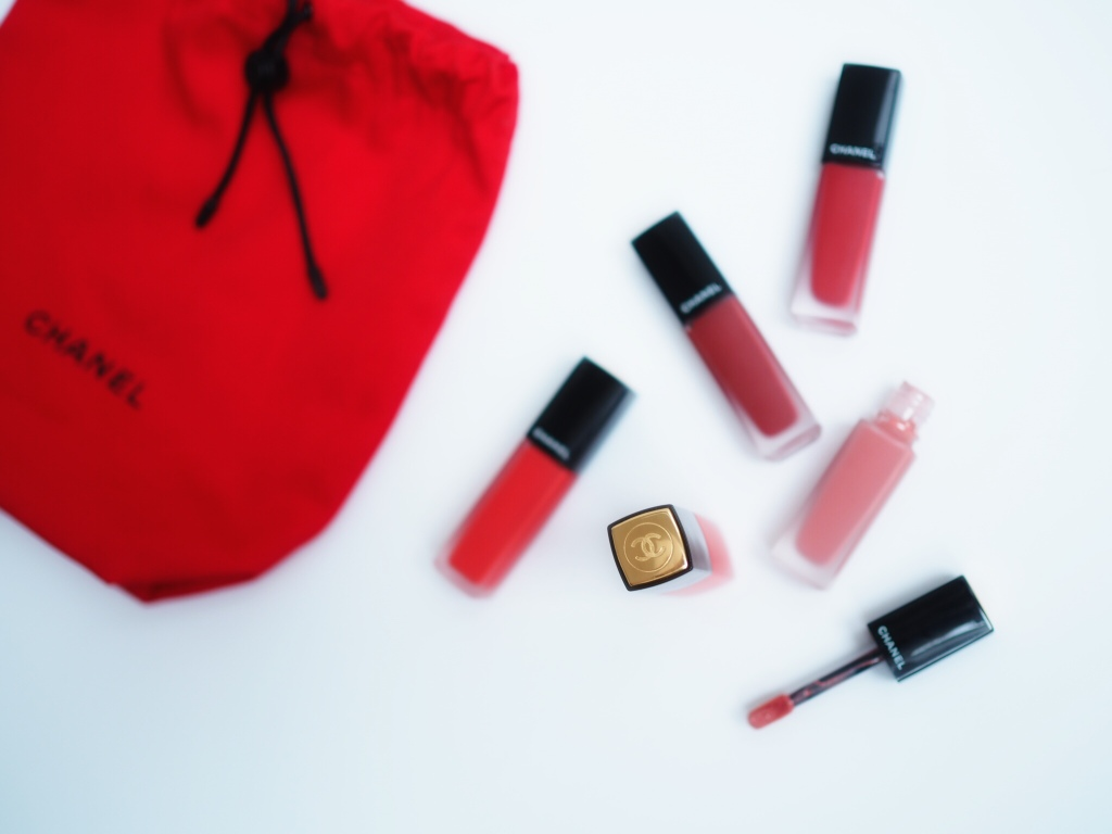 CHANEL ROUGE ALLURE INK