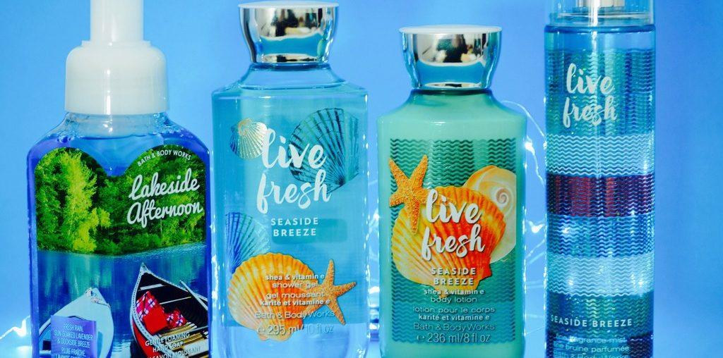 BBW Live Fresh Seaside Citrus