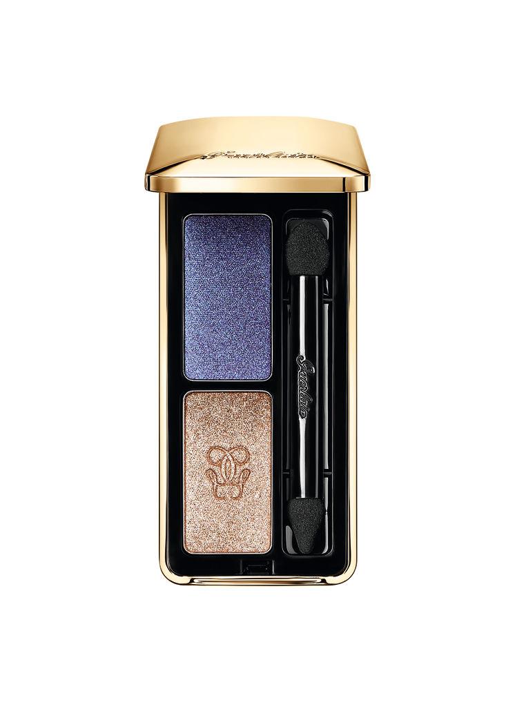 ÉCRIN SHALIMAR Podwójne cienie do powiek, Gold and Sapphire Shades
