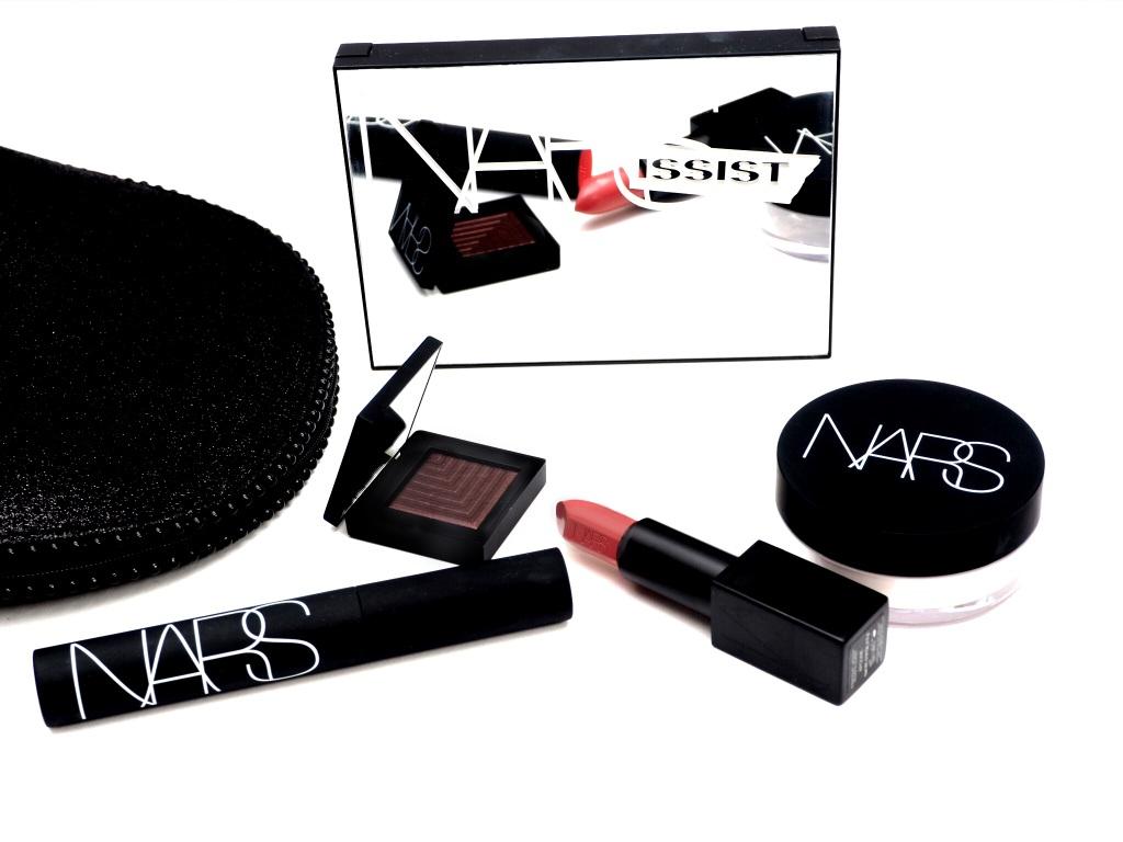 NARS Dual-Intensity Eyeshadow SUBRA.