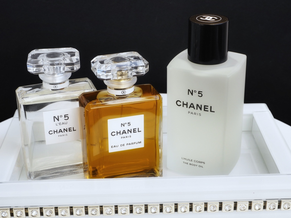 CHANEL N°5 L'HUILE CORPS