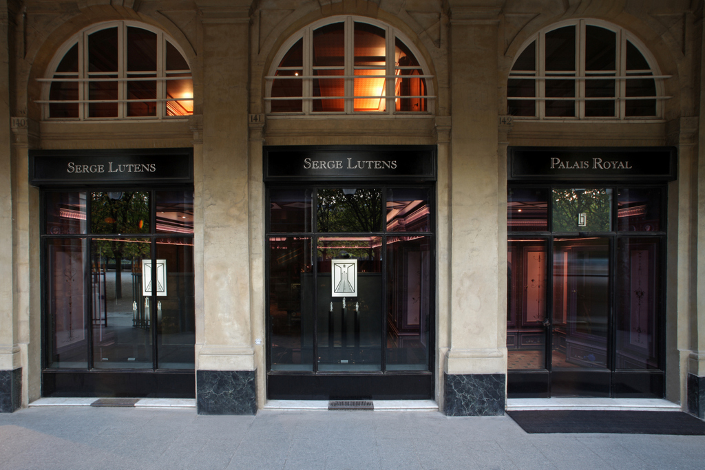 Outside view of the Palais Royal - crédits photos Alain Beulé