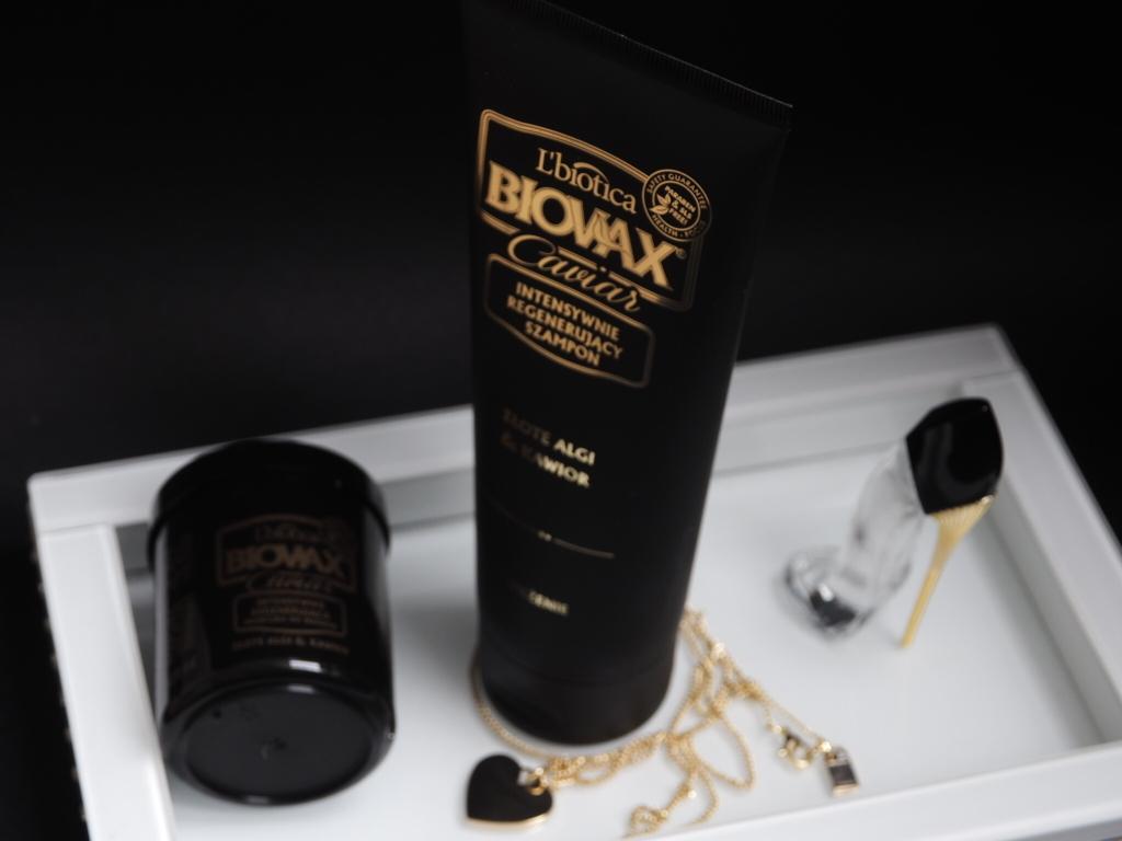 L'Biotica Biovax Glamour Caviar