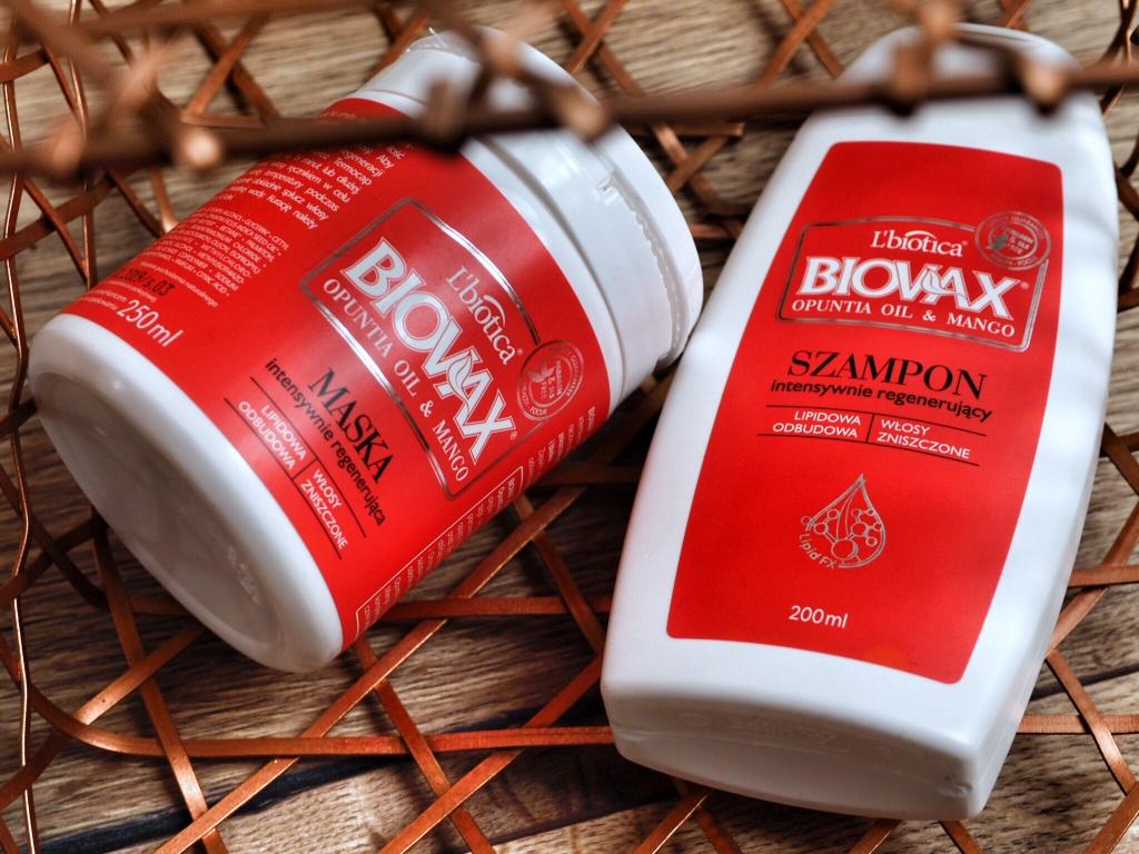 L'Biotica BIOVAX OPUNTIA OIL & MANGO