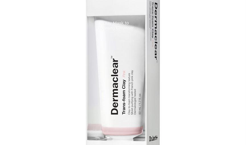 Dermaclear Trans-foam Clay pink