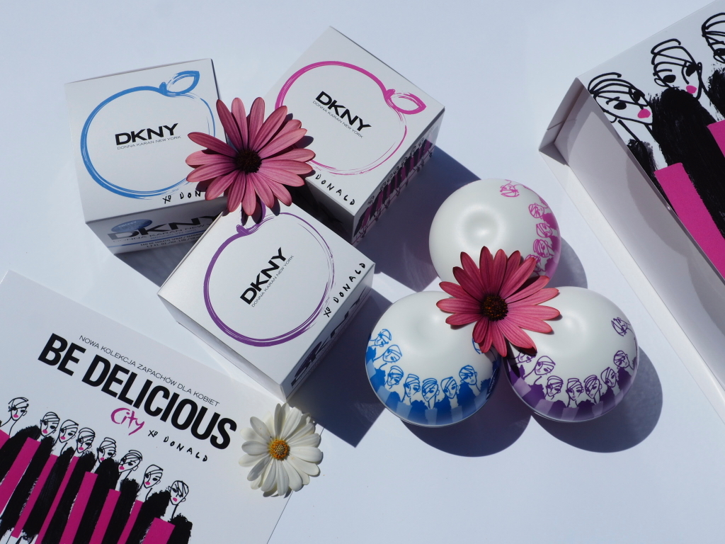 Be Delicious City Collection By Illustrator Donald Robertson