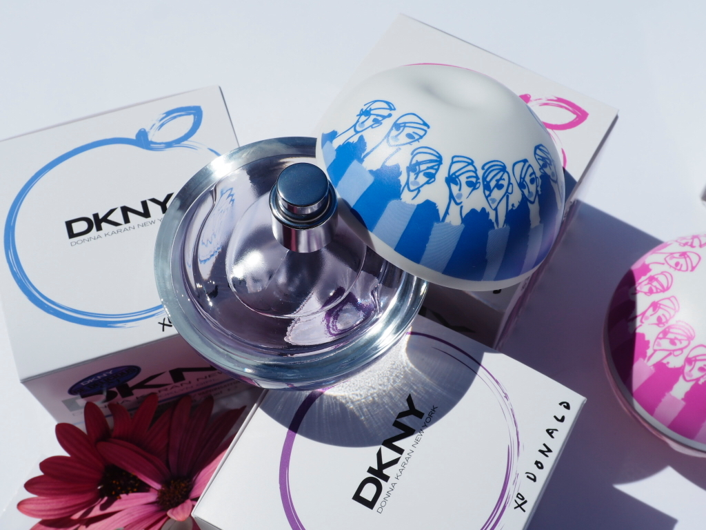 DKNY Be Delicious City Girl – The Brooklyn Girl - Niebieski