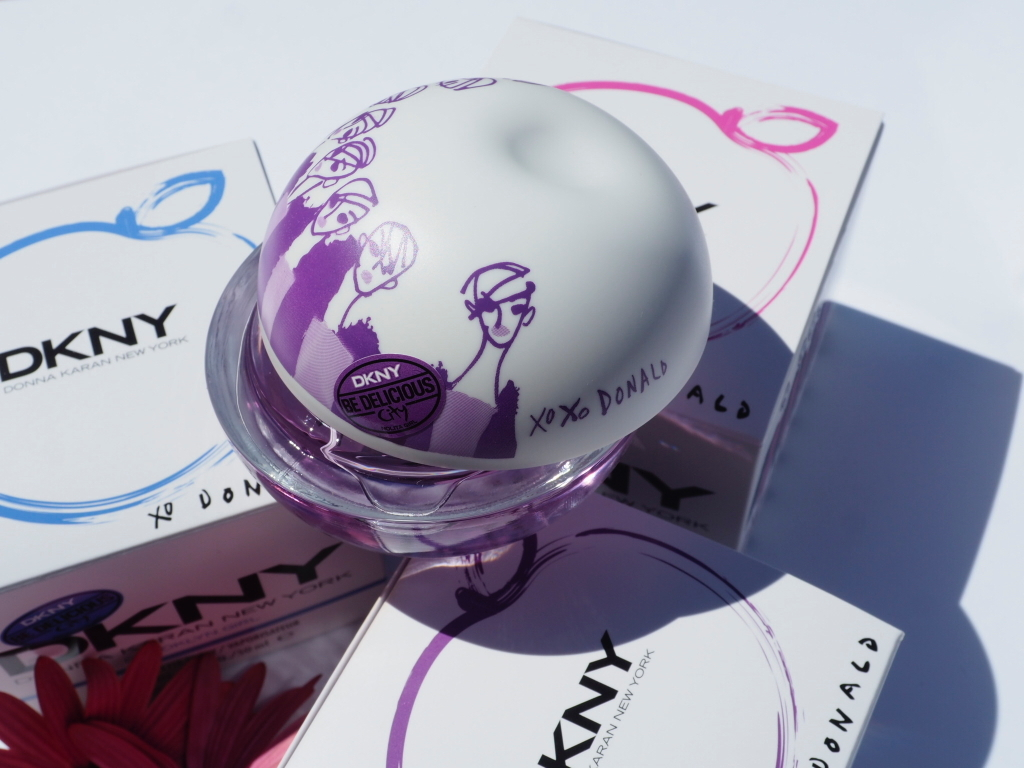 DKNY Be Delicious City Girl – The Nolita Girl - Fioletowy