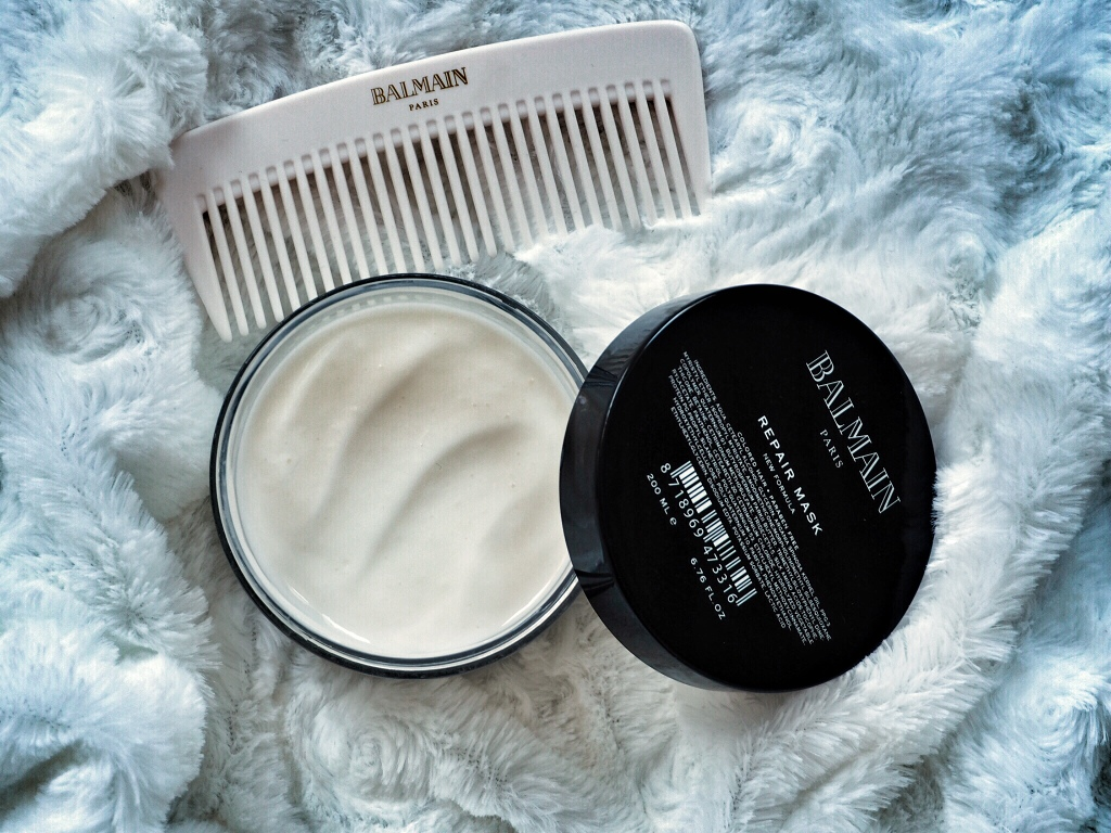 BALMAIN REPAIR MASK