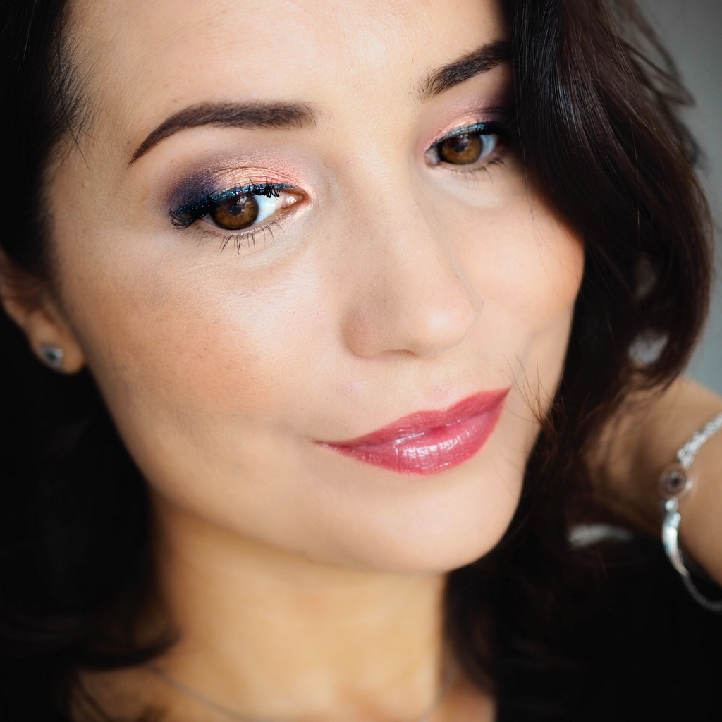 URBAN DECAY HEAVY METAL SPANDEX - brokatowy eyeliner