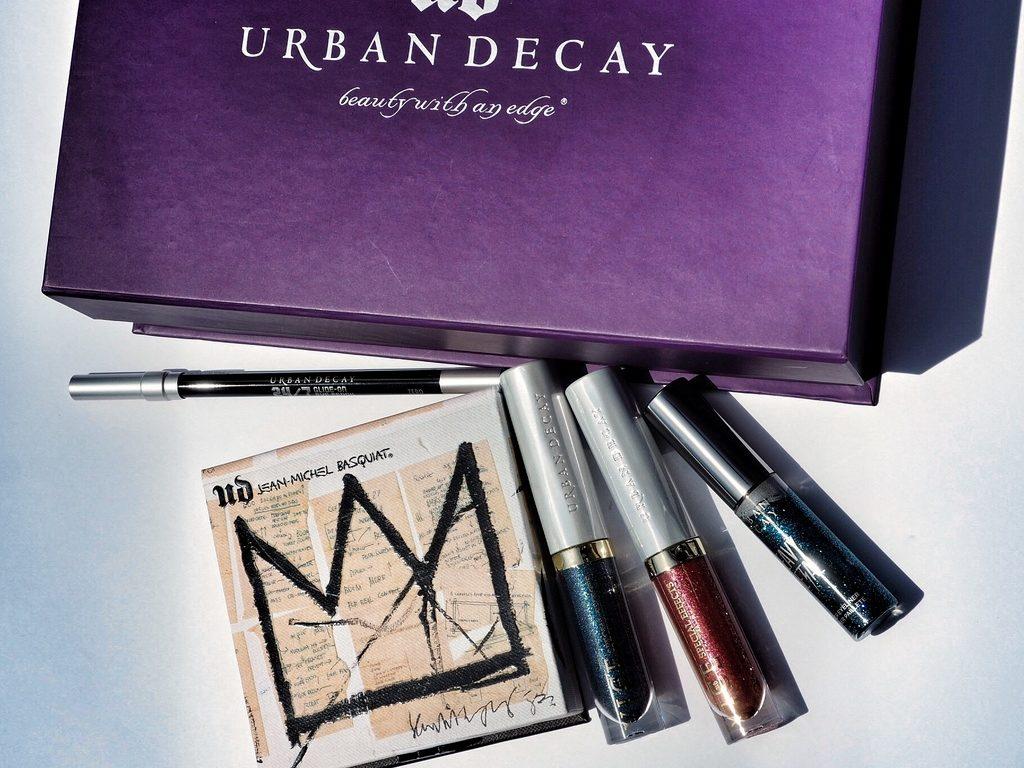 URBAN DECAY HEAVY METAL - brokatowy eyeliner