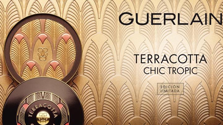 GUERLAIN TERRACOTTA CHIC TROPIC