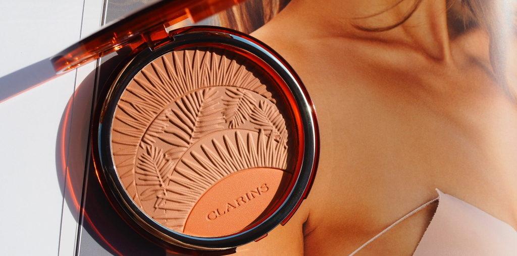 CLARINS Paleta Bronzing & Blush Compact