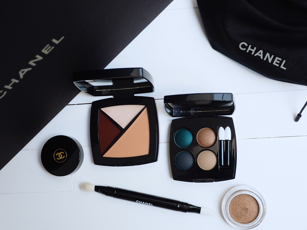CHANEL TRAVEL DIARY MAKEUP COLLECTION