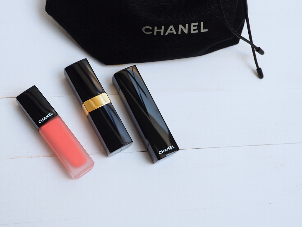 TRAVEL DIARY: CHANEL FW 2017/18 MAKEUP COLLECTION