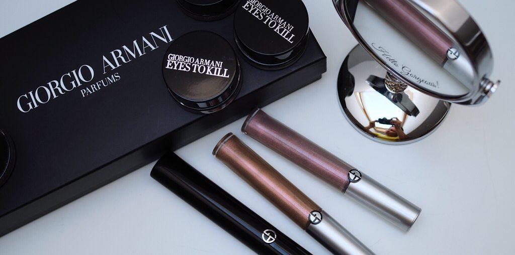 Giorgio Armani Eyes to Kill Eye Tint