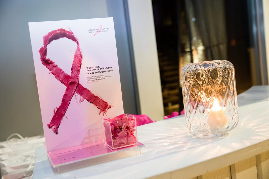 25 -lecie Kampanii na rzecz Walki z Rakiem Piersi Estée Lauder Companies