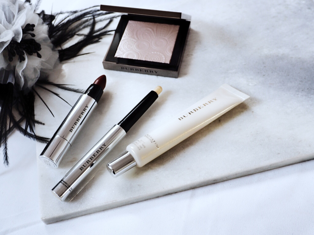 BURBERRY MAKE-UP Festive Beauty Collection