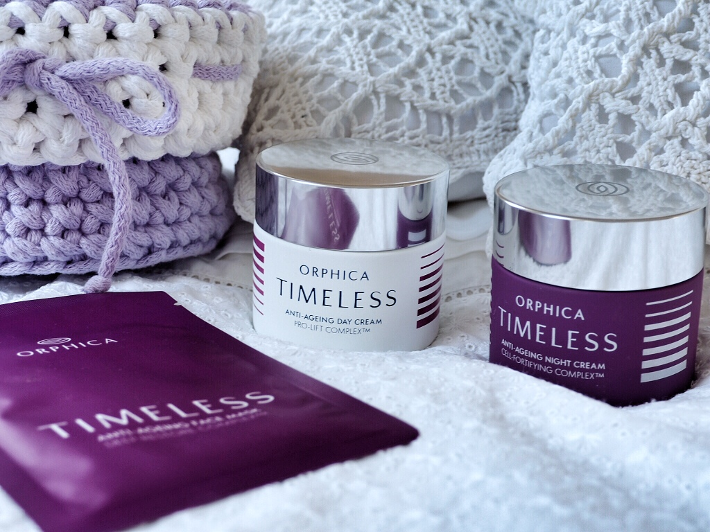 ORPHICA TIMELESS ANTI-AGEING