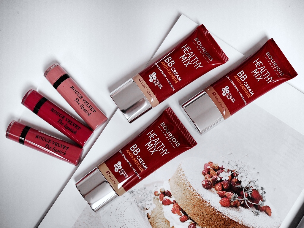 BB BOURJOIS HEALTHY MIX
