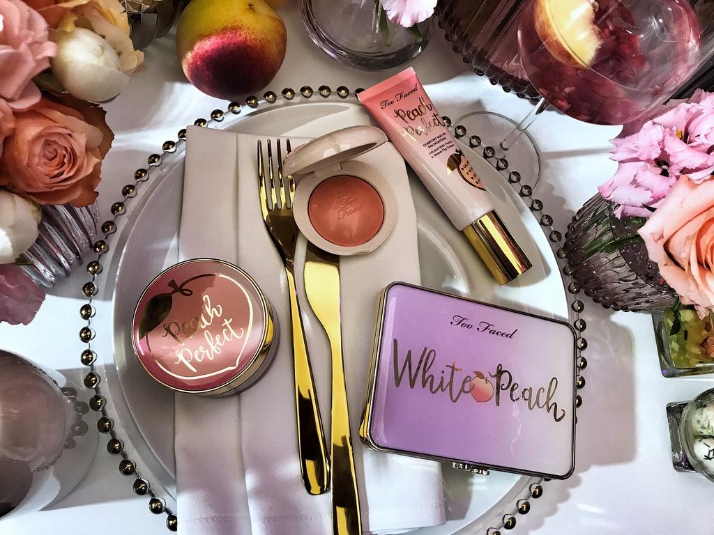 Paleta TOO FACED White Peach