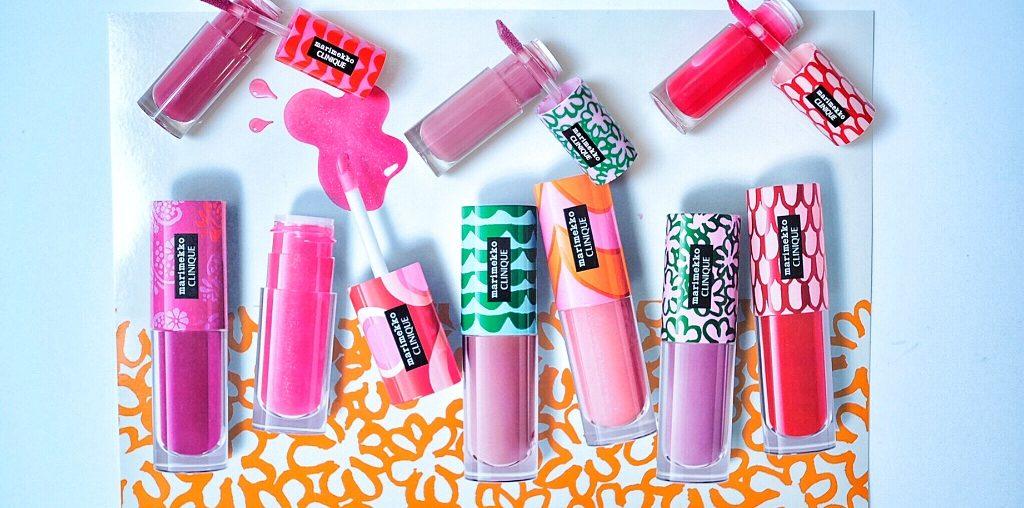 Marimekko for Clinique Pop™ Splash Lip Gloss + Hydration