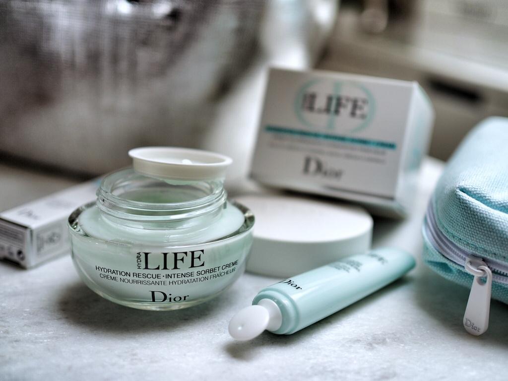 Dior Hydra Life Nawilżający sorbetowy żel pod oczy