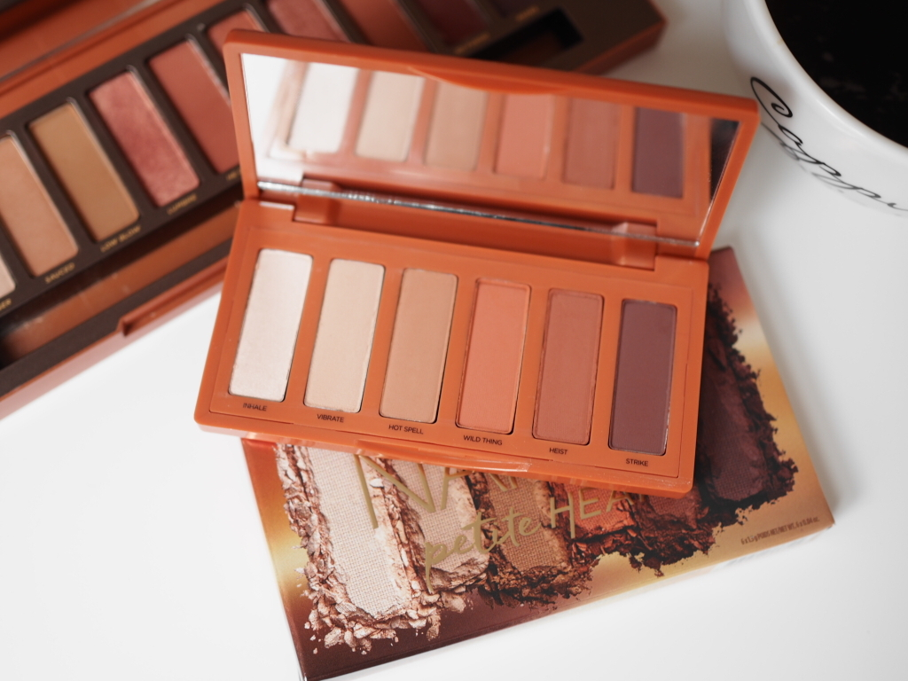 Urban Decay Naked Petite Heat!