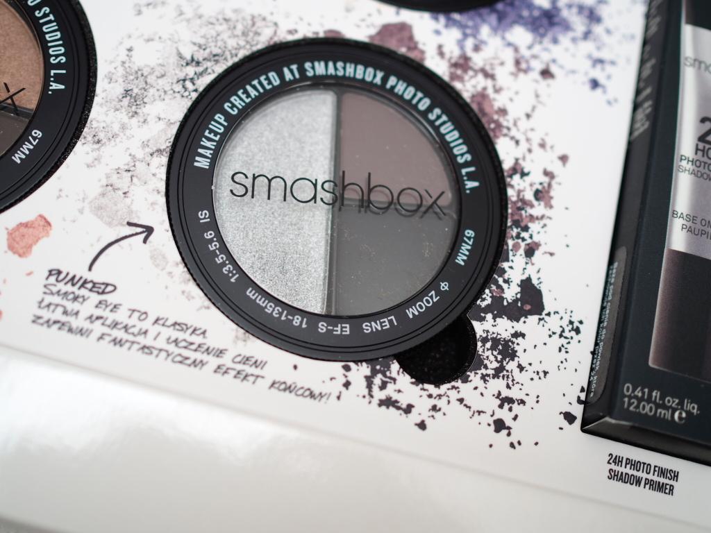 SMASHBOX PHOTO EDIT EYE SHADOW PUNKED