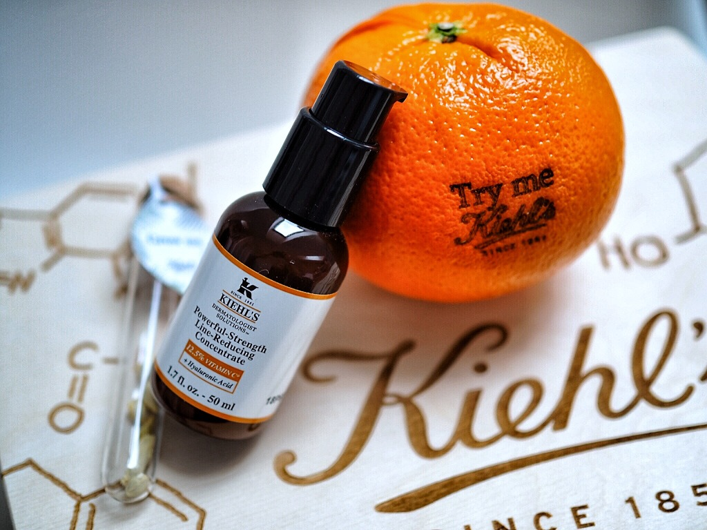 Kiehl's, Powerful Strength Line - Reducing Concentrate