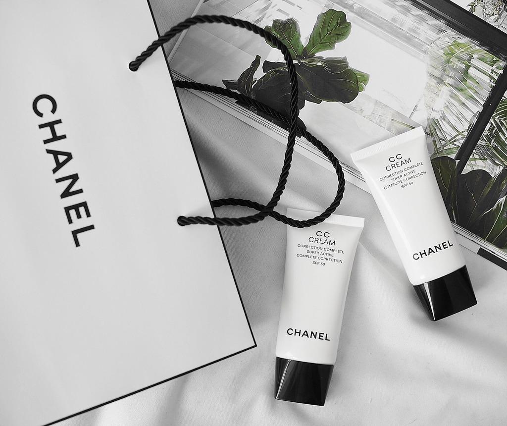 Chanel CC CREAM SUPERAKTYWNY KREM KORYGUJĄCY SPF 50