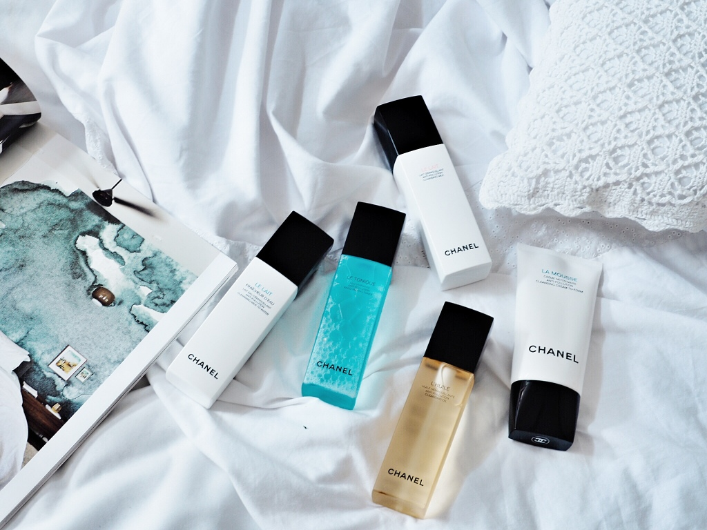 Chanel Cleansing Collection