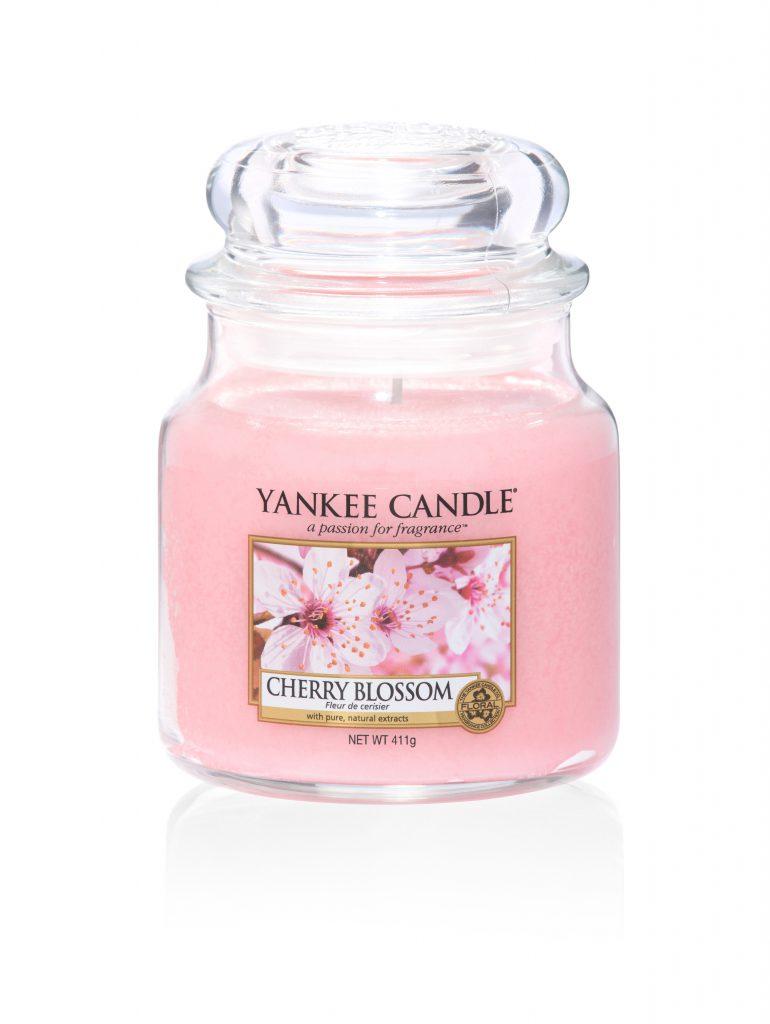 Yankee Candle_?rednia_CHERRY BLOSSOM_86 z?