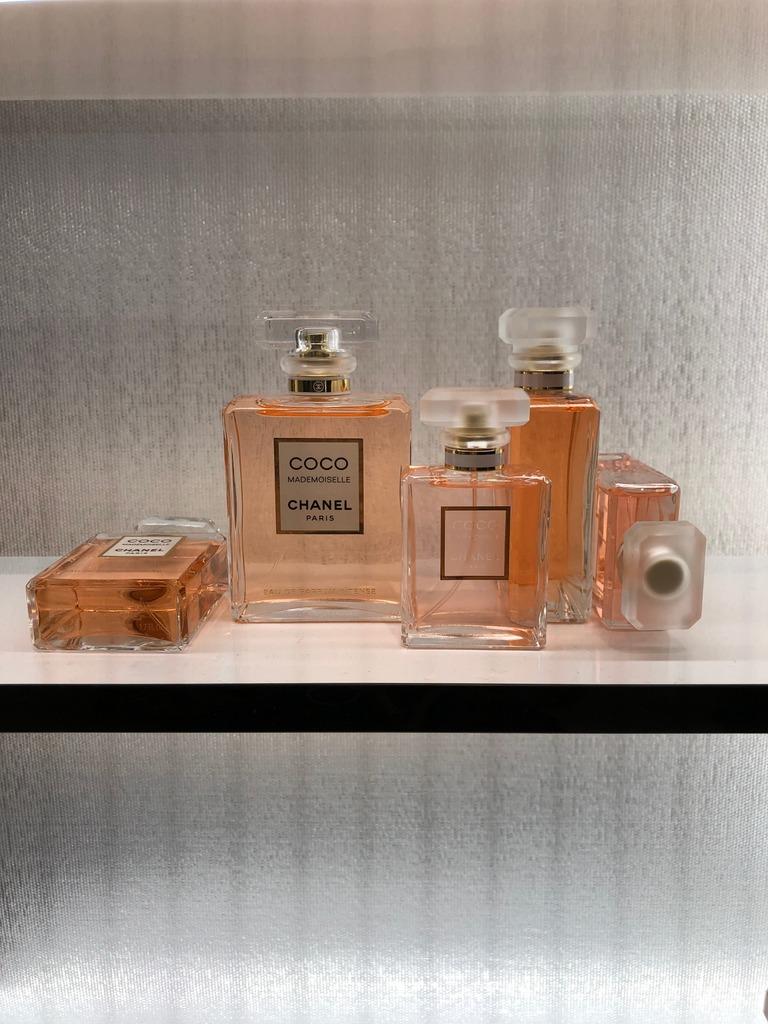 Butik CHANEL Fragrance & Beauty Boutique w Warszawie