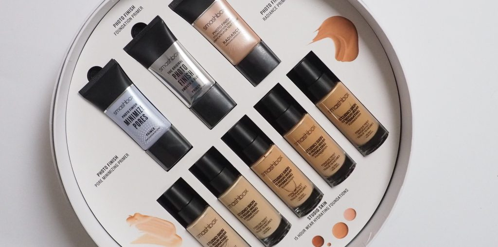 Smashbox Skin 15 Hour Wear Hydrating Foundation