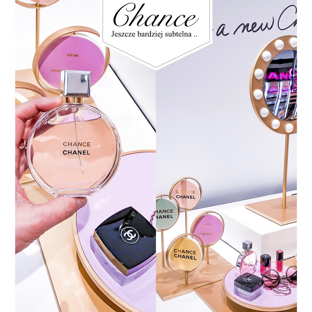 Chanel Chance 2019