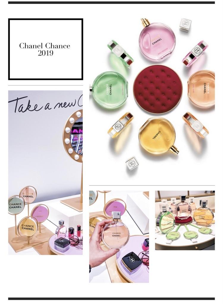 Chance od Chanel ! CHANCE EAU TENDRE 2019!