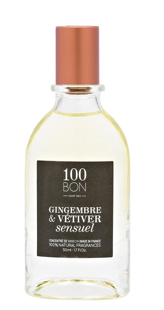 (C) Gingembre & Vetiver sensuel 50ml