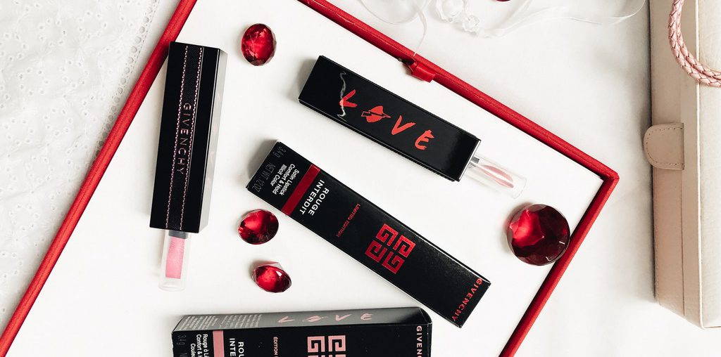 Givenchy Rouge Interdit Valentine's Days Edition
