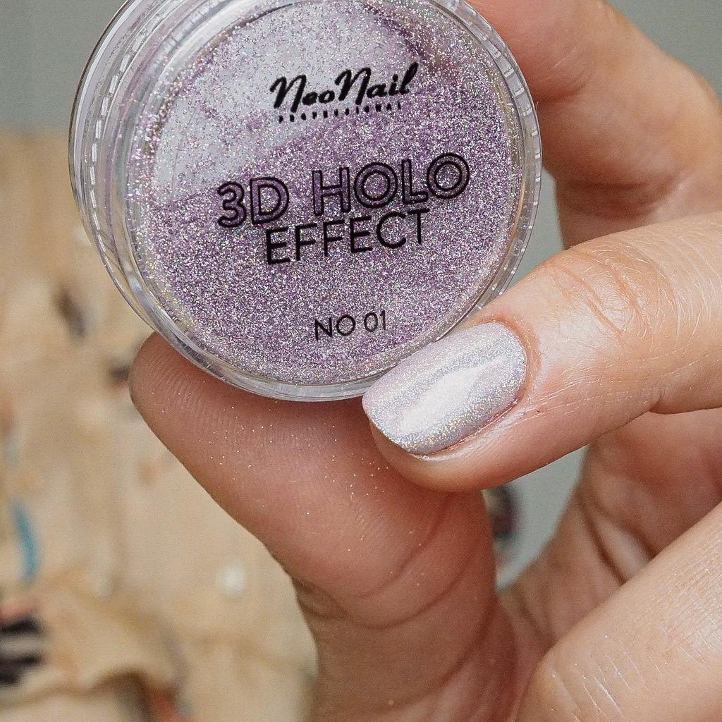 3D Holo Effect NeoNail