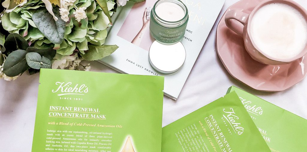 Kiehl's Instant Renewal Concentrate Mask