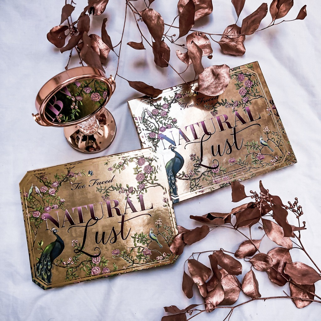 TOO FACED Natural Lust Eye Palette
