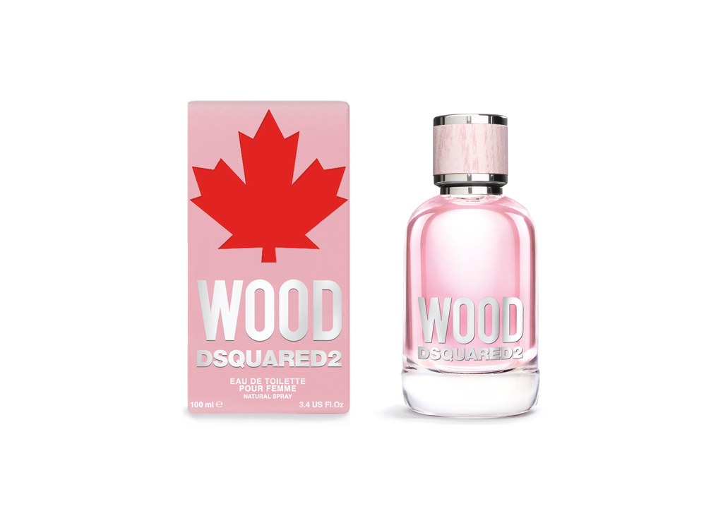 WOOD – NOWE ZAPACHY DSQUARED2