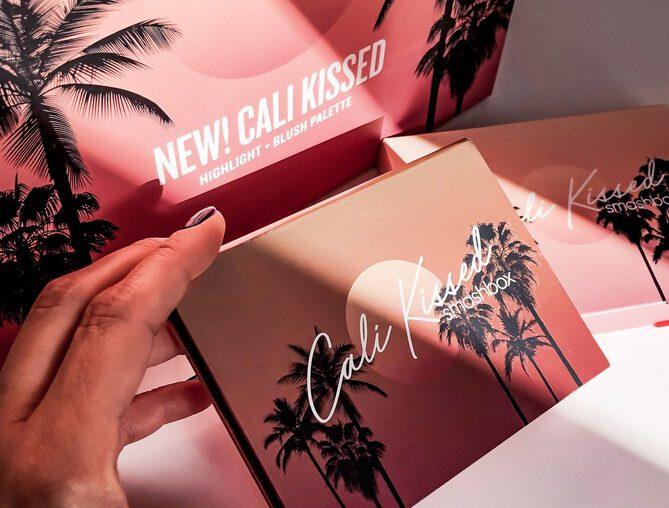 SMASHBOX Cali Kissed Highlight + Blush Palette