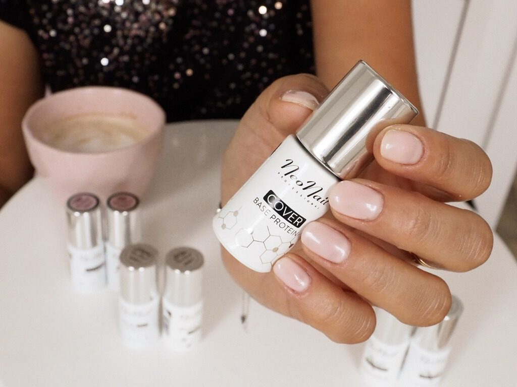 Neo Nail Cover Base Protein
