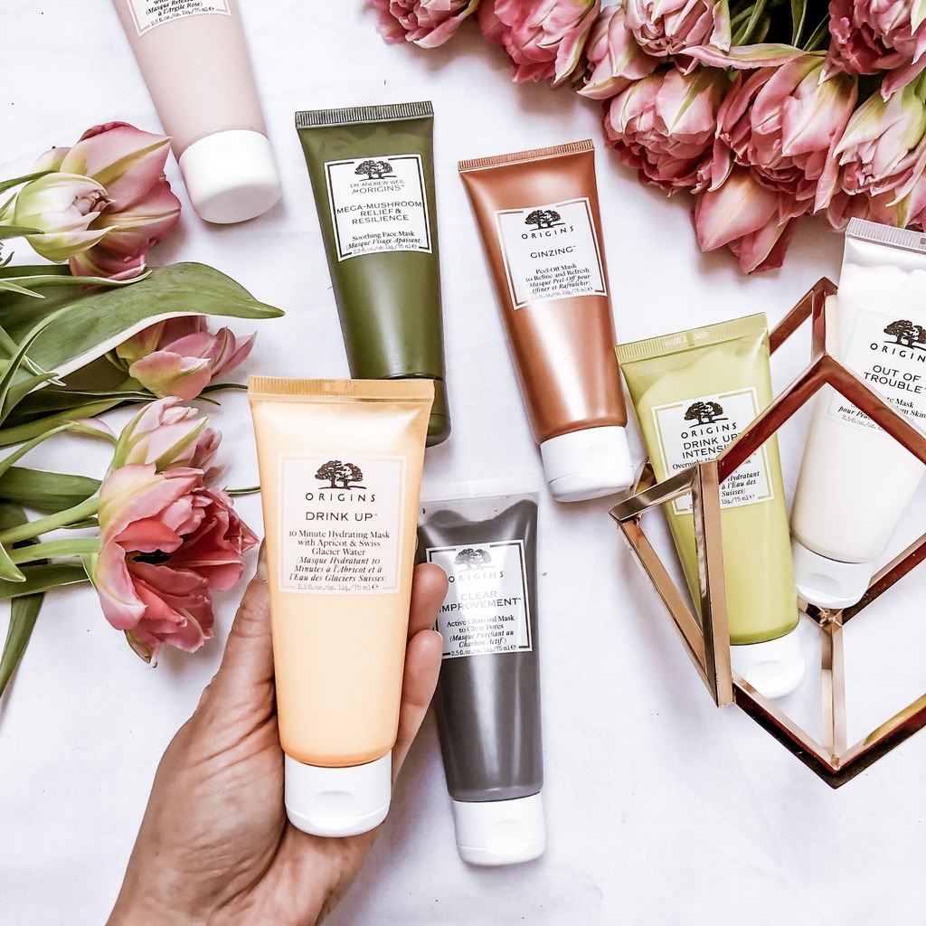 Origins Drink Up™ 10 Minute Mask To Quench Skin's Thirst