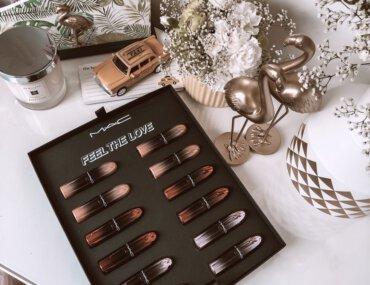 Nowa kolekcja MAC Love Me Lipstick