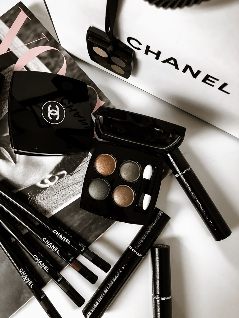 CHANEL The New Eye Collection
